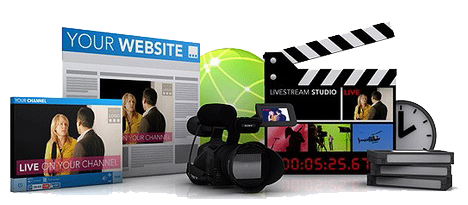 Live Web Casting, video streaming