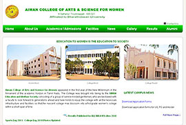 Aiman College for Women